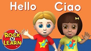 Learn Italian for Kids - Numbers, Colors \u0026 More