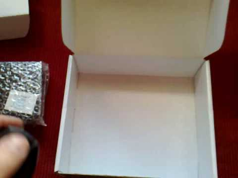 Unboxing the Three Huawei D100 Wireless Router
