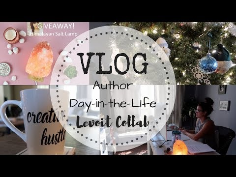 VLOG | Levoit Collab Giveaway | Why I'm Boycotting Goodreads