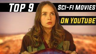 Top 9 Hollywood Sci-Fi Movies on Youtube Hindi 