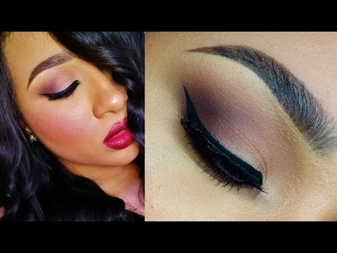 Tutorial| Classic Pin Up Inspired Makeup