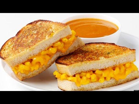 Grilled Chilli Cheese Corn Sandwich