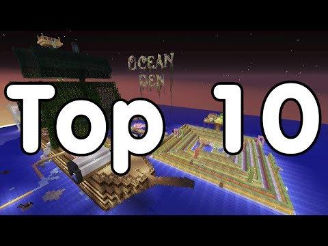 Top 10 Ocean Den Moments