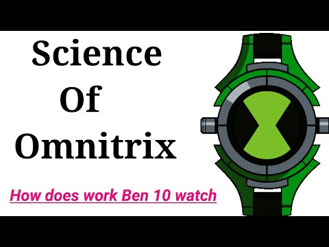 How does work omnitrix in hindi ?
