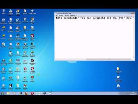How to install ps3 emulator[New] Beta V3.1 2013 Tutorial