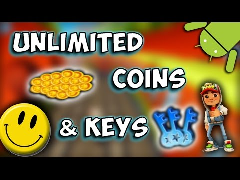 How To Get Unlimited Coins & Keys (Subway Surfers Hack) On Android