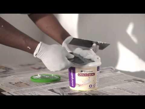 Long lasting homes: SmartCare Crack Seal