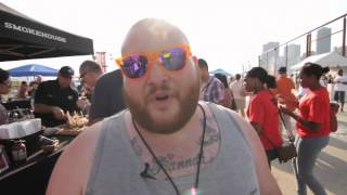 Highsnobiety TV: Action Bronson Visits Meatopia