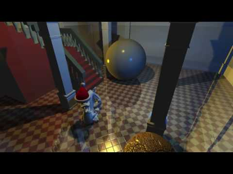 [Java/OpenGL] Radiant: 3D Game Engine