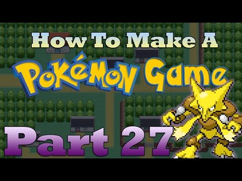 How To Make a Pokemon Game in RPG Maker - Part 27: Abilities