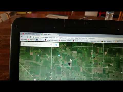 How To Aim an OTA TV Antenna Using Google Maps