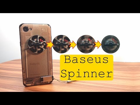 Baseus Spinner: a cool toy for your phone!
