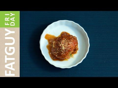 How to Make Mozzarella Stuffed Meatballs