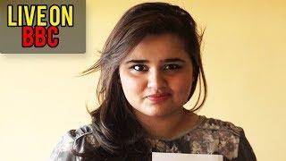 Faiza Saleem Was Live On BBC Urdu and BBC News