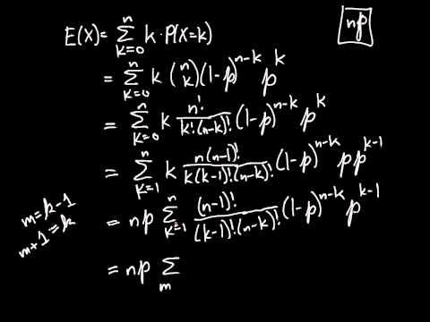 Binomial Expectation