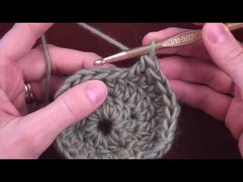 Crochet Decreases: Decrease 2 Stitches in Double Crochet