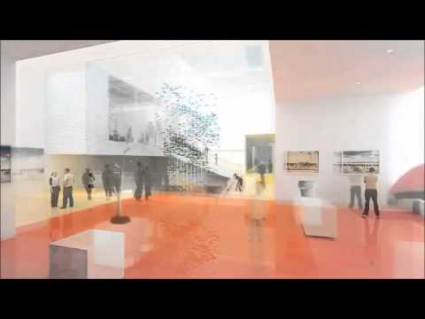 The LEGO House by BIG Bjarke Ingels Group    HD With Sound