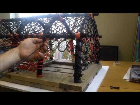 how to make a lobster pot part 4
