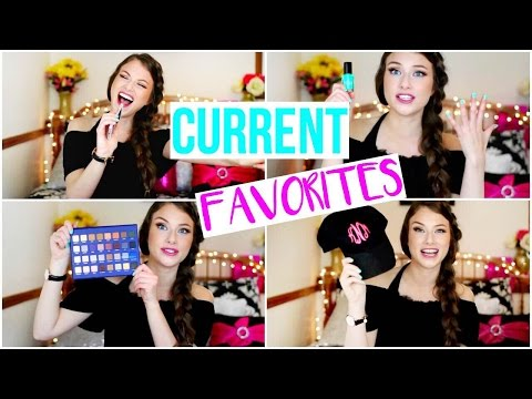 THINGS I'VE BEEN LOVING! CURRENT FAVORITES | Kelly Nelson
