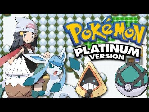 Pokémon Platinum Part 36 - Evolving Eevee - Shadow The Gamer