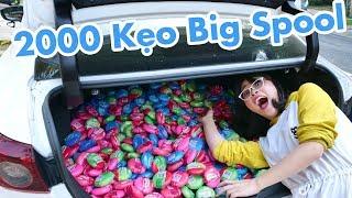 Download Được Tặng 2000 Cái Kẹo Hubba Bubba Big Spool Cực Khủng Video