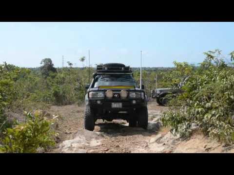 Rock Crawling   XROAD CAMBODIA 4WD CLUB