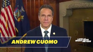 Governor Cuomo Shares His Thoughts on People Who Aren't Wearing Masks in Public