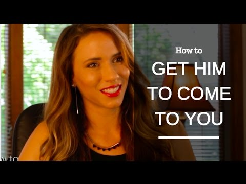 Get Him To Ask You Out video - LUMA - Luxury Matchmaking Service
