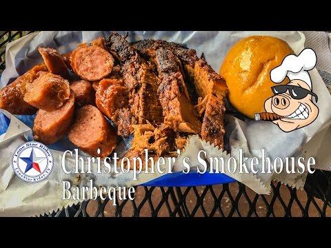 Christopher's Smokehouse Barbeque Cedar Hill Texas 10-04-2016