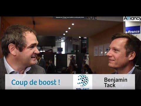 Rencontre avec Benjamin Tack (SSL247) | Chronique de Sylvain Fievet