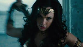 Wonder Woman | official trailer Comic-Con (2016) Gal Gadot DC Universe