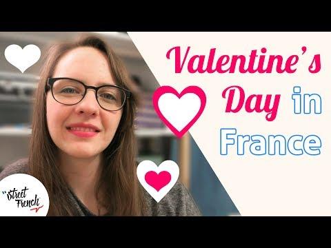 Valentine's Day In France