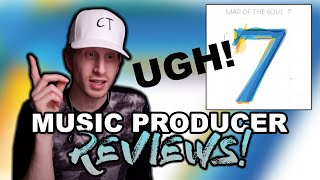 Music Producer Reviews BTS - UGH!