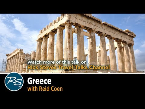 Greece Travel Skills: Connecting to the Past
