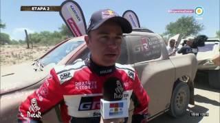 Rally Dakar 2017 - Etapa 2 - Autos
