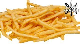 McDonalds French Fries - Homemade