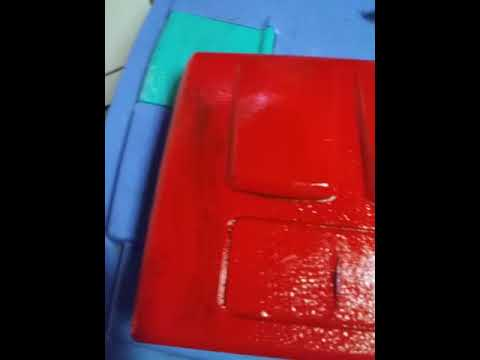How to remove spray paint from plastic easily