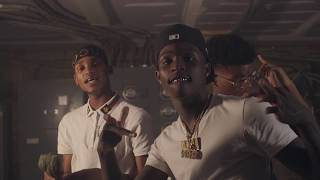 """Bookie AllWyld, BackSide Teezy, FMB Bino Feat. Quando Rondo """"Letter To My Dawgs"""""""