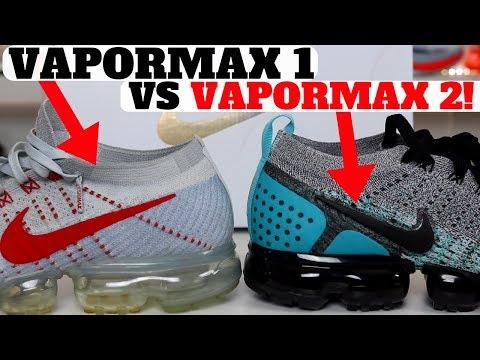 Worth Buying? Nike Air Vapormax Flyknit 2 Honest Review (vs Vapormax 1)