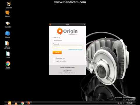 how to change origin email and id
