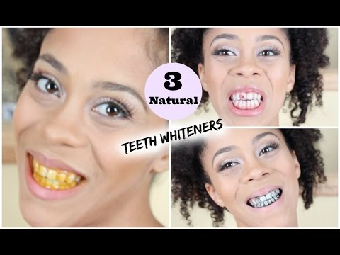 How to Whiten Your Teeth FAST at Home   TOP 3 WAYS!!
