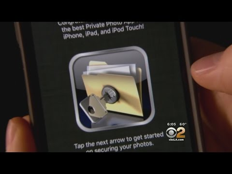 Parents Take Note Of Apps That Help Teens Get Away With Sexting