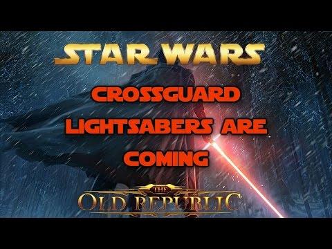 Crossguard Lightsabers In SWTOR