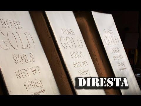DiResta Prop Gold Bricks