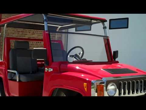 Hummer H3 Electric Golf Carts Sold Out Mini Electric Hummer Golf Cart