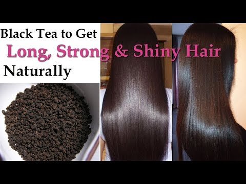 MIRACLE TEA TO MAKE HAIR GROW FAST, THICK AND BLACK NATURALLY IN 20 DAYS