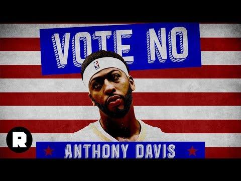 Vote NO for Anthony Davis   2018 NBA MVP Attack Ads   The Ringer
