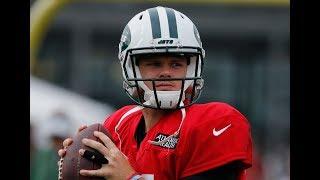 Jets' Sam Darnold Day 14 camp highlights
