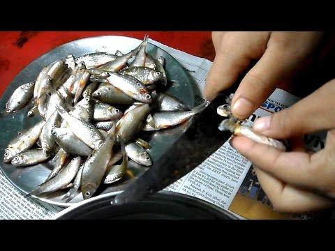 Get rid of unpleasant smell of fish - मछली की अप्रिय गंध से छुटकारा पाएं