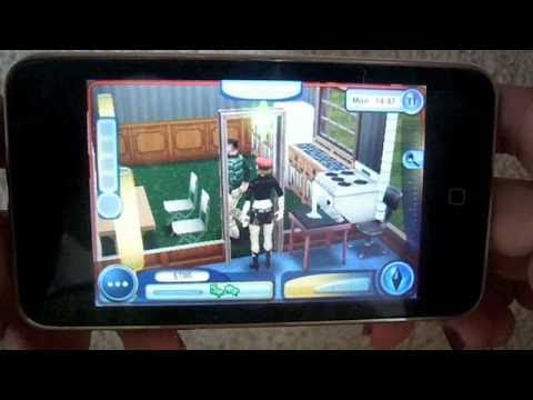 The Sims 3 Ambitions for iPhone (how to get a baby)